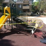 Out of order Call us for Playground Repair and Maintenance