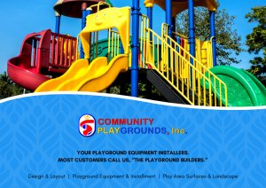 Community Playground online small introduction online flipbook